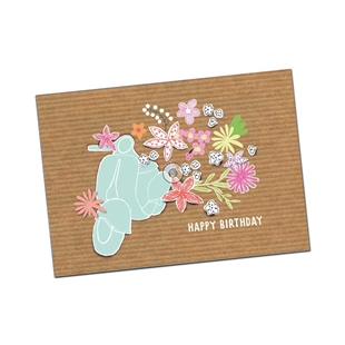 Productafbeelding voor 'Briefkaart SIP Happy Birthday GirlTitle'