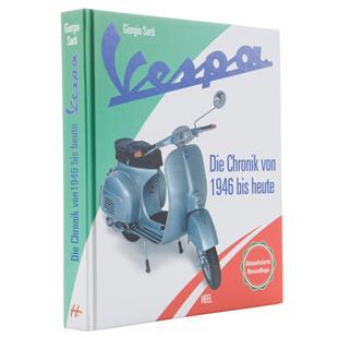 Productafbeelding voor 'Boek Vespa - Die Chronik van 1946 tot vandaagTitle'