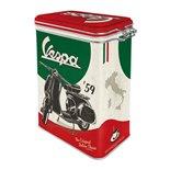 Productafbeelding voor 'Blikje Vespa - The Italian ClassicTitle'