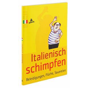 """Productafbeelding voor 'Boek """"Italienisch schimpfen""""Title'"""