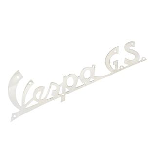 Productafbeelding voor 'Typeplaatje Vespa GS beenschild voorTitle'