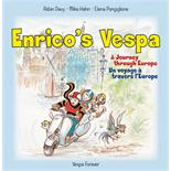 "Productafbeelding voor 'Boek ""Enrico's Vespa"" Vespa Kinderboek van Elena PongiglioneTitle'"