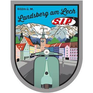 Productafbeelding voor 'Passticker SIP LandsbergTitle'