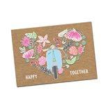 Productafbeelding voor 'Briefkaart SIP Happy TogetherTitle'