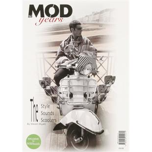Productafbeelding voor 'Boek The MOD Years The Style, Sounds, ScootersTitle'