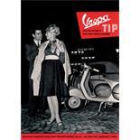 Productafbeelding voor 'Boek VESPA-TIP Sammelband 4, Heft 28-37Title'