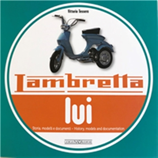 Productafbeelding voor 'Boek Lambretta LUI - Historie, models and documentation by Vittorio TesseraTitle'