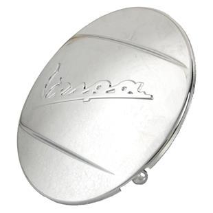 """Zdjęcie produktu dla 'Pokrywa pokrywa Variatora LEADER PIAGGIO z napisem """"VESPA""""Title'"""