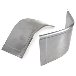 Zdjęcie produktu dla 'Blacha naprawcza osłona nóg przednia u dołu, z lewej i prawej stronyTitle'