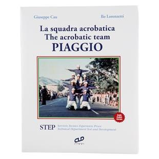 Zdjęcie produktu dla 'Książka La squadra acrobatica PIAGGIOTitle'