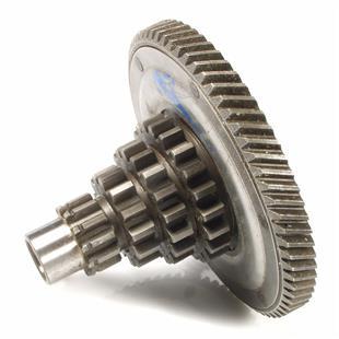 Zdjęcie produktu dla 'Przekładnia odboczkowa Z 12-13-17-21 PIAGGIO z głównym kołem zębatym Z 68Title'