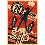 "Imagem de Produto para ""Poster SIP 20 year SIP Open Day 2014Title"""