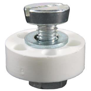 """Imagem de Produto para """"Kit de fixação chapa de matrícula/ suporte de chapa de matrículaTitle"""""""