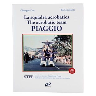 "Imagem de Produto para ""Livro La squadra acrobatica PIAGGIOTitle"""