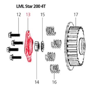 """Imagem de Produto para """"Caixa do mancal LML embraiagemTitle"""""""