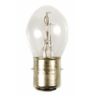"""Imagem de Produto para """"Lâmpada iluminação 12V/35/35W, base: BA20dTitle"""""""